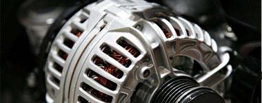 发电机铁芯